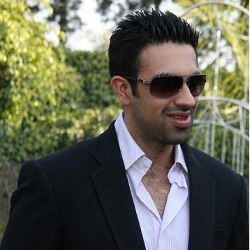 Tushar Singh, 31, Ni Dilli, India