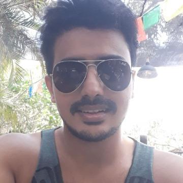 Sukhvinder Singh (sukhi), 31, Mumbai, India