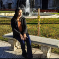 Dayanna Barbosa Da Silva, 22, Itaquaquecetuba, Brazil