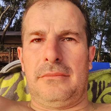 Sotos Tekas, 40, Volos, Greece