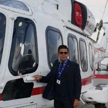 Mahmoud Ali, 36, Dubai, United Arab Emirates