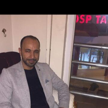 Ibrahim, 41, Istanbul, Turkey