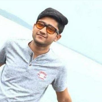 Vikas Ranjan, 24, Patna, India