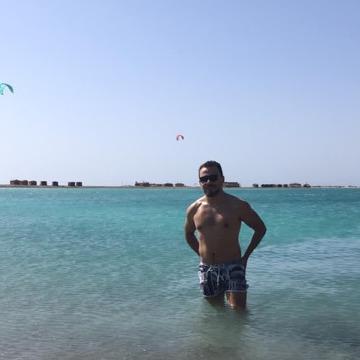 Mody Yousry, 33, Cairo, Egypt