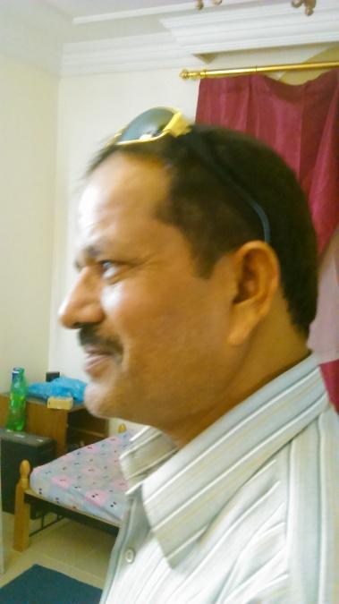 dharmadhikari, 60, Abu Dhabi, United Arab Emirates