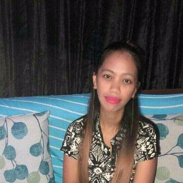minerva ganzon, 34, General Santos City, Philippines