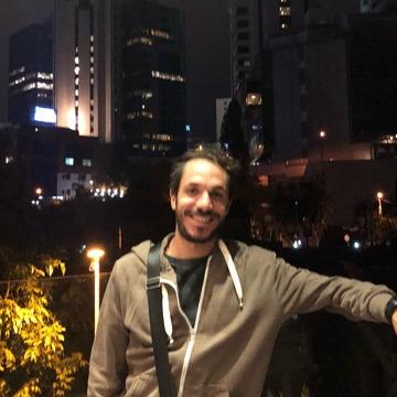 Islam El Mahdy, 29, Cairo, Egypt