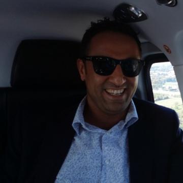 Ehab Aljamal, 43, Bologna, Italy