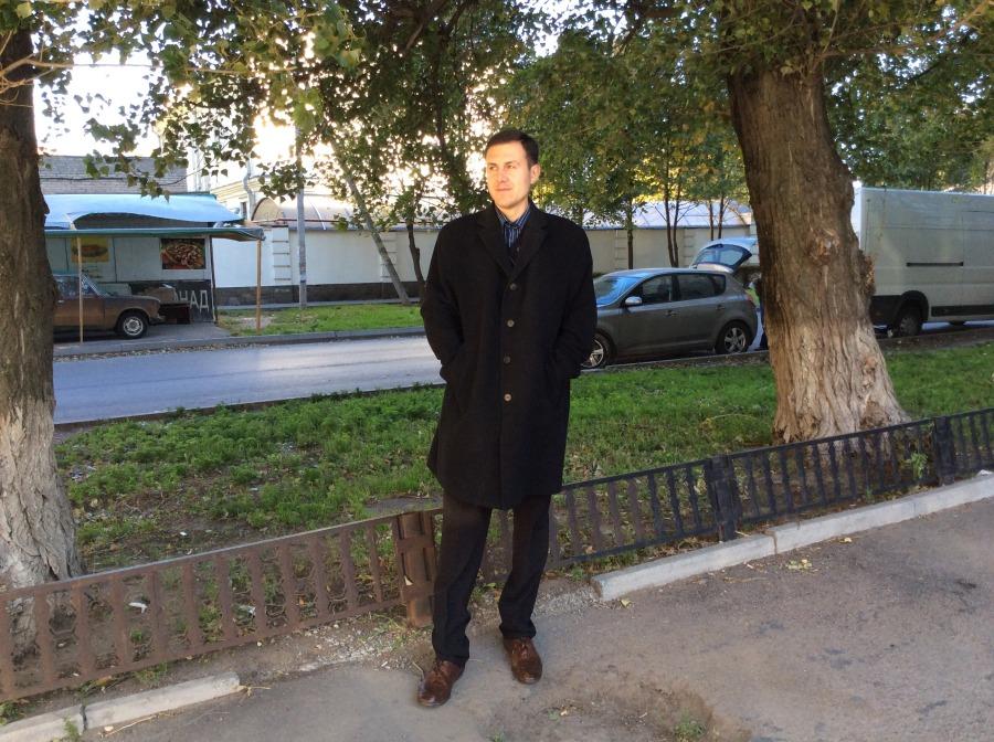 Slavik, 34, Rostov-on-Don, Russian Federation