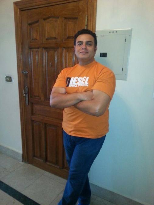 Ahmed Arafa, 43, Hurghada, Egypt