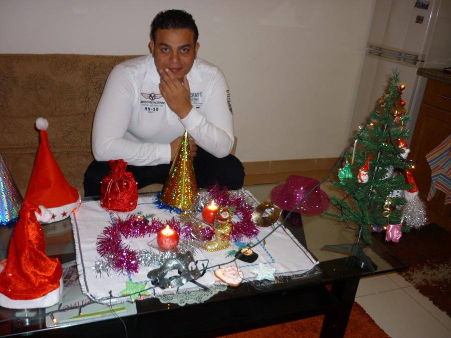 Ahmed Arafa, 44, Hurghada, Egypt