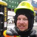 Aaron Londe, 43, New York, United States