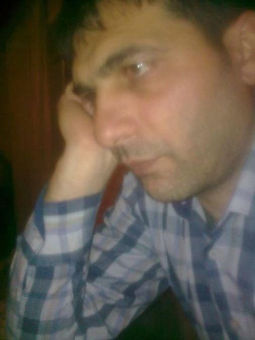 Ilkin Memmedov, 46, Baku, Azerbaijan