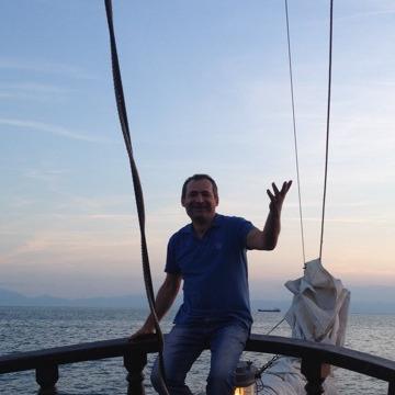 Adrian Kociaj, 40, Thessaloniki, Greece