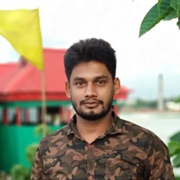 Alamin, 28, Dhaka, Bangladesh