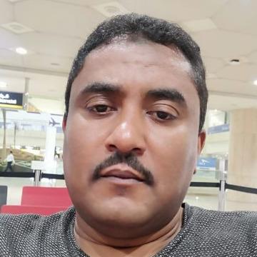 Ahmed Ali, 40, Ad Dammam, Saudi Arabia