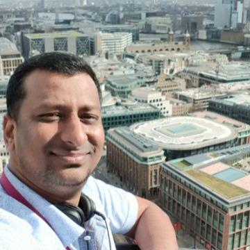 Sheik Abdullah Natharsha, 33, Dubai, United Arab Emirates
