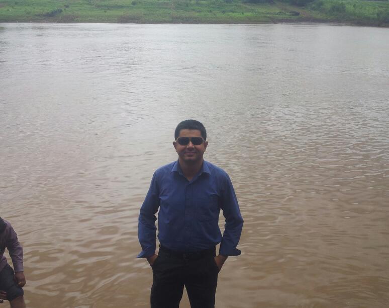 Sandeep Pabari, 33, Indore, India