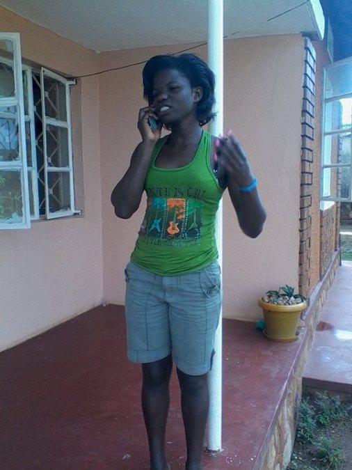 eva nakku, 25, Kampala, Uganda