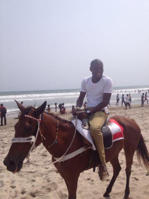choice, 35, Accra, Ghana