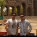 Ovais Bashir, 34, New Delhi, India