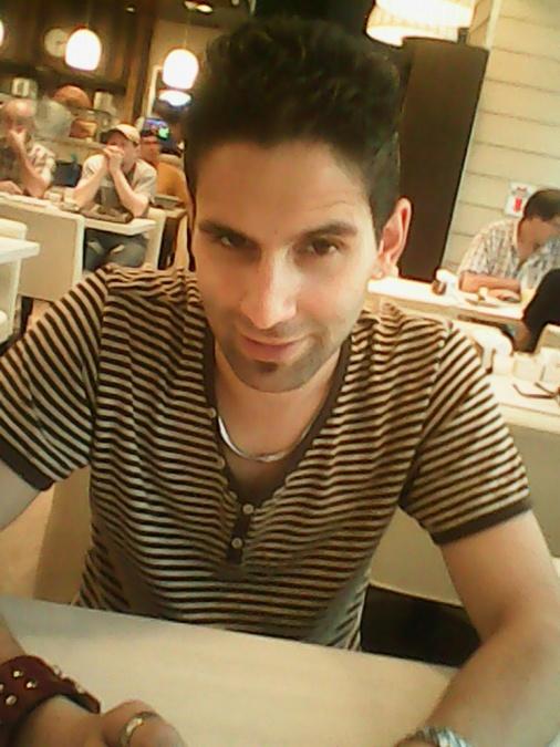 Fernando Effel, 34, Moron, Argentina