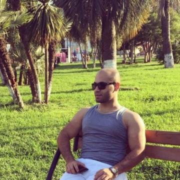 Karim Obeid, 29, Luanda, Angola