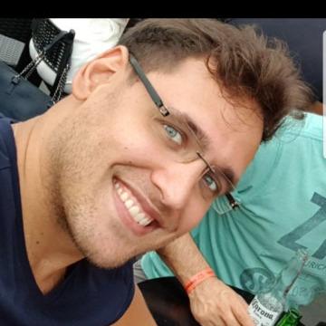 Felipe Faleiros, 32, Sao Paulo, Brazil