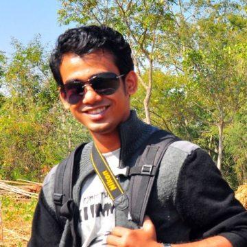 SUDIPTA DAS, 33, Hyderabad, India