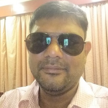 Sriprasad Vijayakumar, 35, Chennai, India
