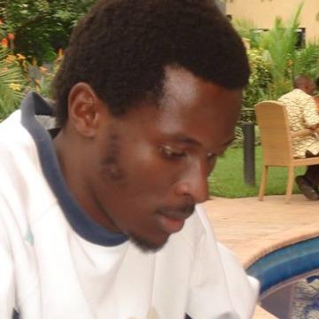 Victor, 38, Nairobi, Kenya