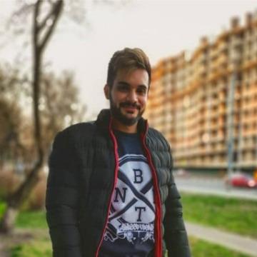 Mohammed, 28, Odesa, Ukraine