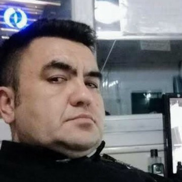 Temel Can, 40, Istanbul, Turkey
