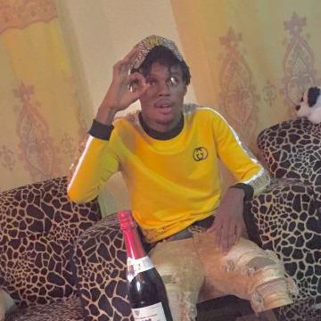 Prince george, 23, Lagos, Nigeria