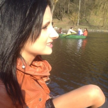 Оксана Вержиковская, 27,