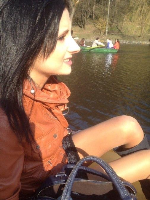 Оксана Вержиковская, 26,