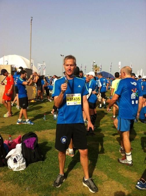 Gilad Podgor, 49, Tel Aviv, Israel