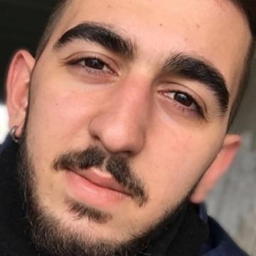 Akın, 25, Istanbul, Turkey