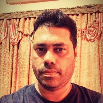 Lyndon Mathura, 52, San Fernando, Trinidad and Tobago