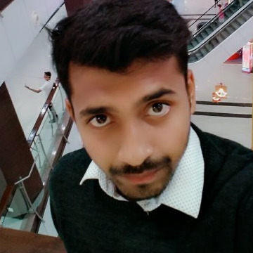 Rajat Chourasia, 25, Gurgaon, India