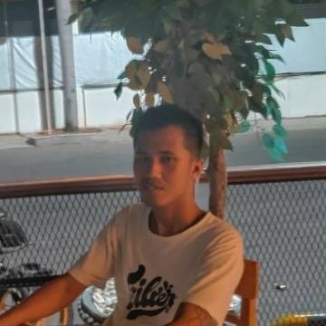 Riski Andana, 28, Jakarta, Indonesia