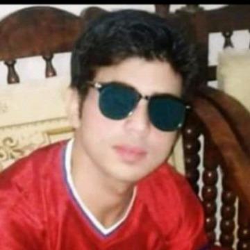 Sohail Khan, 25, Dubai, United Arab Emirates