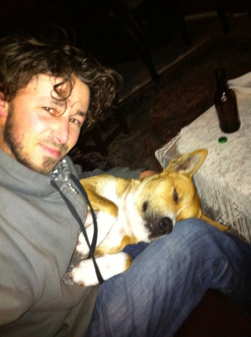 Nick Thompson, 37, Adelaide, Australia