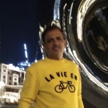 Bhushan, 44, Dubai, United Arab Emirates