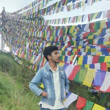 Tajan Adhikari(Gyanu), 23, Kathmandu, Nepal