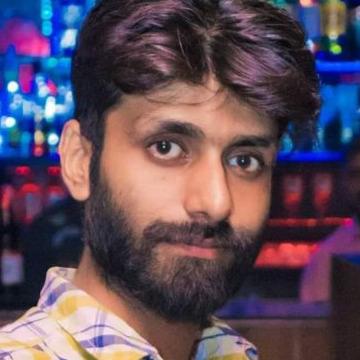 Nitin, 31, Ni Dilli, India