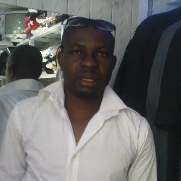 kingsley, 33, Accra, Ghana