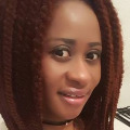 Darline Grace, 35, Dubai, United Arab Emirates
