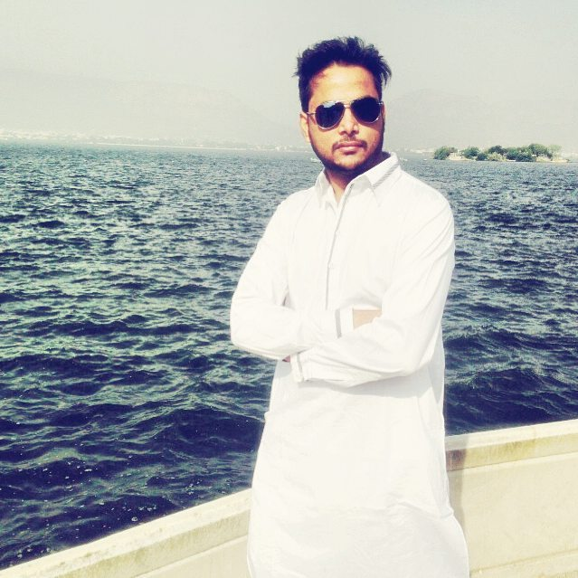 Asif Vahora, 31, Anand, India