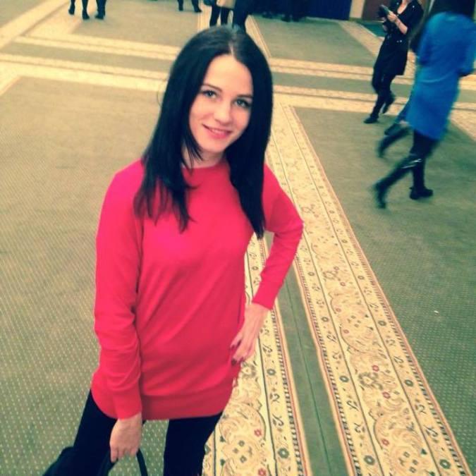 Anya Gavrenkova, 27, Kiev, Ukraine